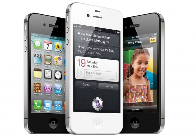 iPhone 4S - Credits: courtesy of Apple
