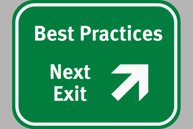 Best practice per ingaggiare consulenti o fornitori di it for Consul best practices