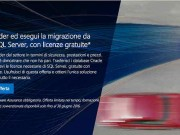 SQL Server 2016 migrazione Oracle
