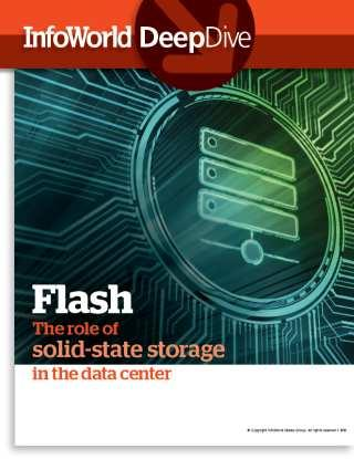 storage stato solido data center