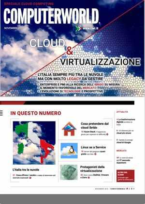 Computerworld Italia - Speciale Cloud e Virtualizzazione