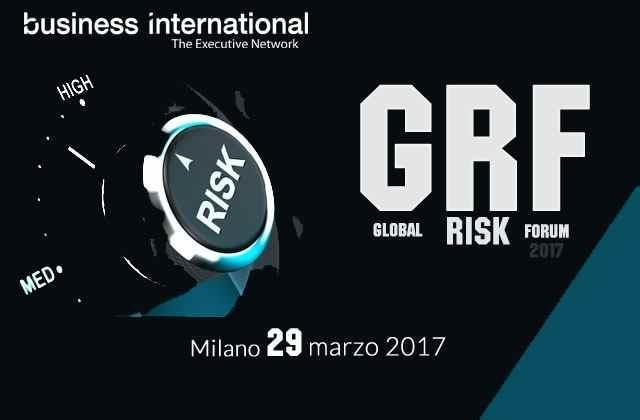 Global Risk Forum 2017 Milano