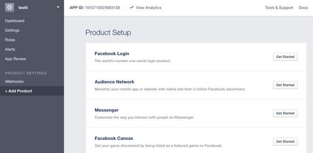 creare bot su facebook messenger: la piattaforma per developer