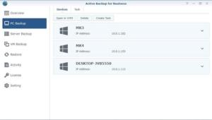 Synology Virtual Machine