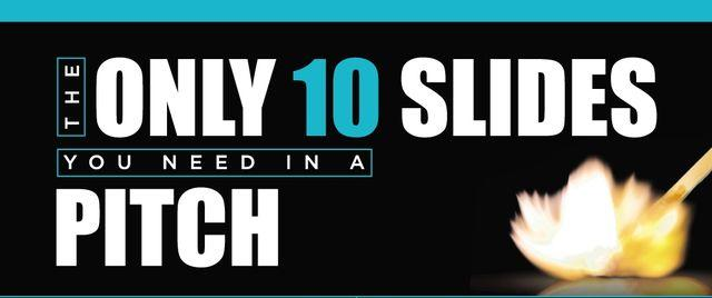 Pitch deck start-up, le 10 slide di Guy Kawasaki