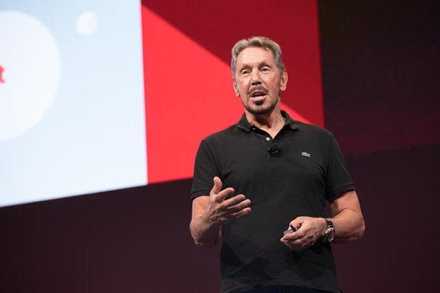 oracle larry-ellison