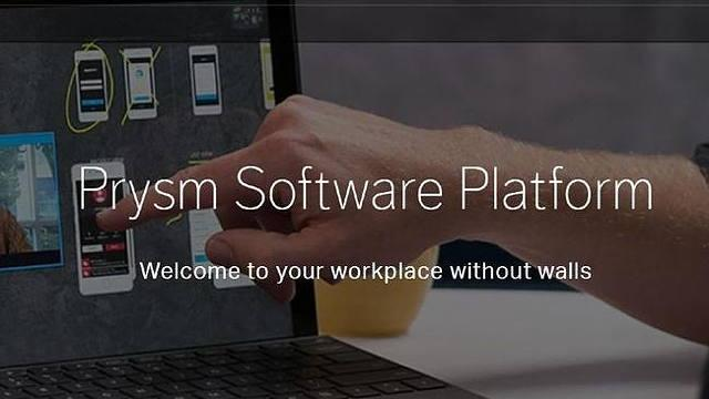 prysm software platform