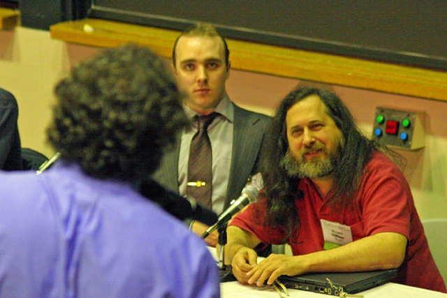 Richard Stallman software libero