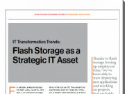 Valutazione storage all-flash data center