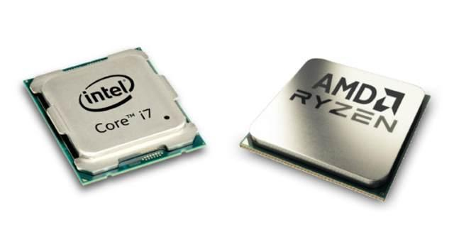 Processori PC e Server Intel e AMD
