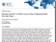 Storage Flash nel Cloud Ibrido