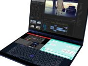 laptop dual-screen