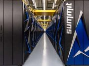 summit IBM supercomputer