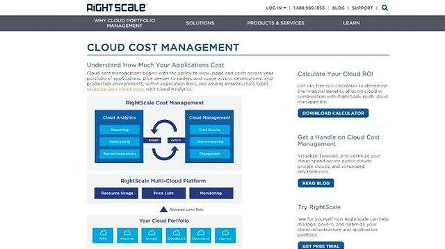 rightscale gestione cloud