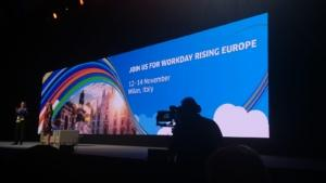 Workday rising Milano