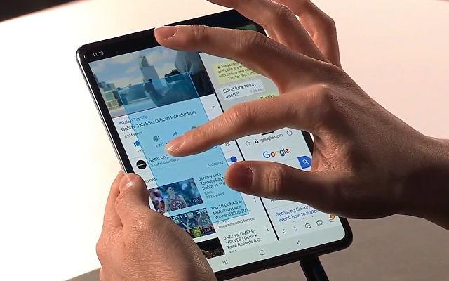 samsung galaxy-fold-multitask