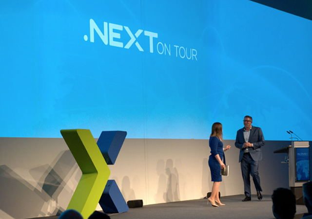 Nutanix - 2019 .NEXT on tour