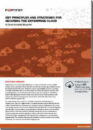 keyp principles and strategies for scuring the enterprise cloud