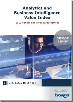 Board Ventana report business intelligence