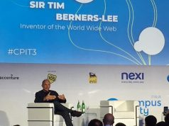 Tim Berners-Lee Milano 2019 World Wide Web