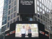 IBM RED HAT Rometty Whitehurst Cloud Pak