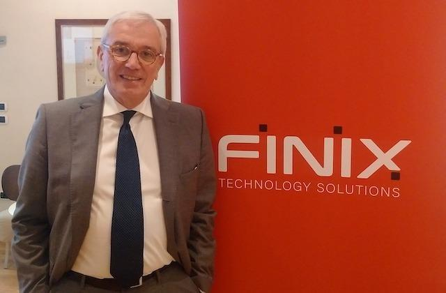 Finix Technology Solutions Pierfilippo Roggero CEO