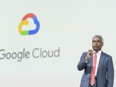 Google Cloud Next 19 Kurian