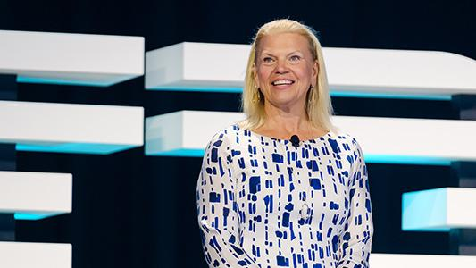 Ginni Rometty, CEO di IBM dal 2012 al 2020