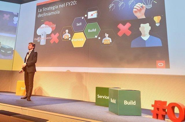 Scapin Oracle Partner Forum Milano 2020