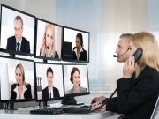 riunione videoconference canale social distancing