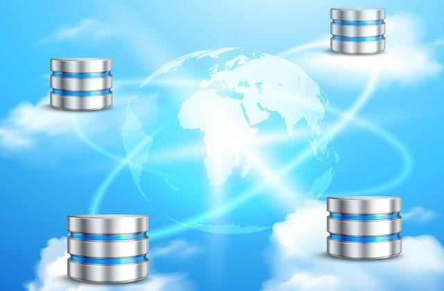 cloud infrastructure mercato iaas paas hosted private cloud