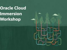 Oracle Cloud Infrastructure Oracle Cloud Immersion Workshops Italia