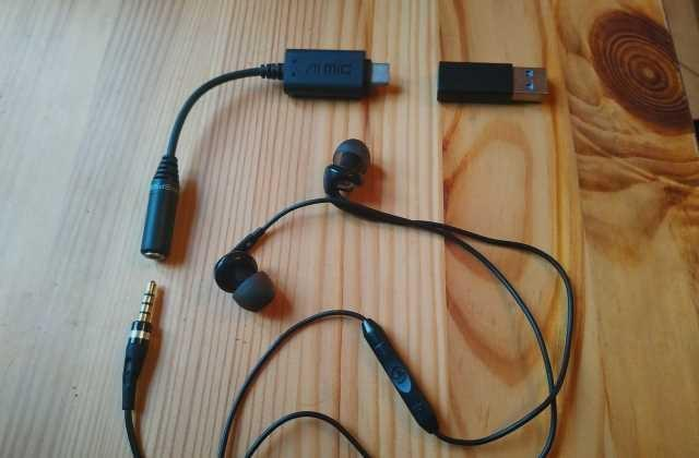 Asus AI Noise-Canceling Mic Adapter recensione