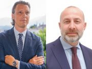 Federico Marini, Managing Director di Icos, e Francesco Mancini, country manager Skybox Security in Italia