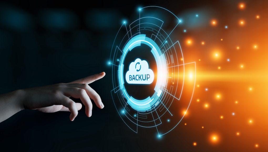 Cloud backup disaster recovery seeweb